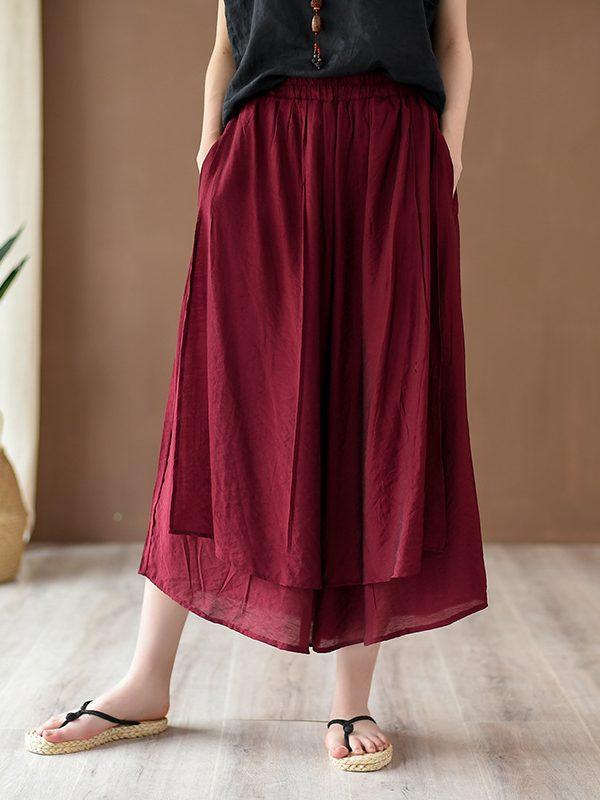 Винтажные, двухслойные штаны : 3 цвета